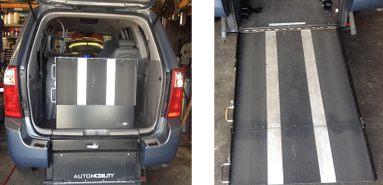Wheel chair ramps are available in wide range of styles .
