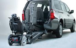Mobility Car-Van Conversions/Modifications