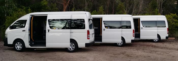 Toyota Commuter Fit Out Alternate Mobility Slacks Creek Brisbane