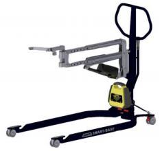 Milford Personal lift  is designed to provide a smooth transfer for the  occupant between the wheelchair and car seat.