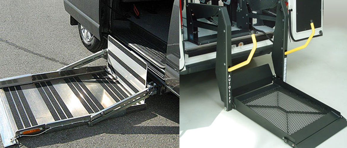 Wheelchair Ramps and Lifts