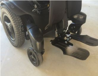 Docking Stations for Wheelchairs