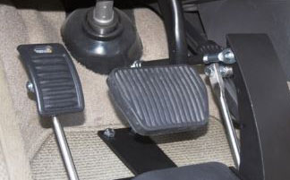 Driver Aids & Pedals