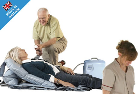 Mangar Camel - Safe Patient Lifting available from Alternate Mobility, Slacks Creek, Australia.