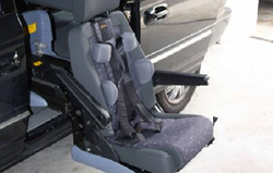 Mobility Vehicle Seating