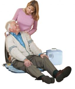 Elk Inflatable Lifting Cushion for Safe Patient Lifting available from Alternate Mobility servicing Gold Coast, Brisbane and Ipswich