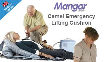 Mangar Camel Emergency Safe Patient Lifting Cushions | Alternate Mobility, Brisbane